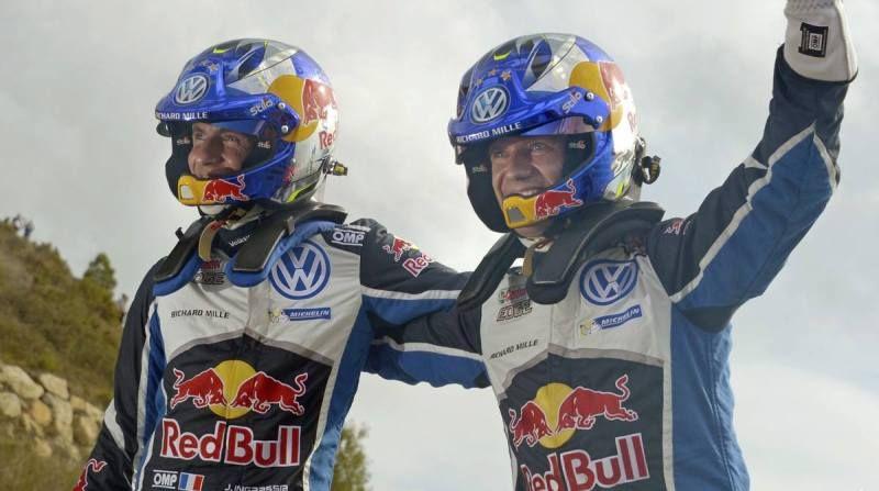 WRC | Ogier forza quattro: in Spagna fa suo rally e titolo