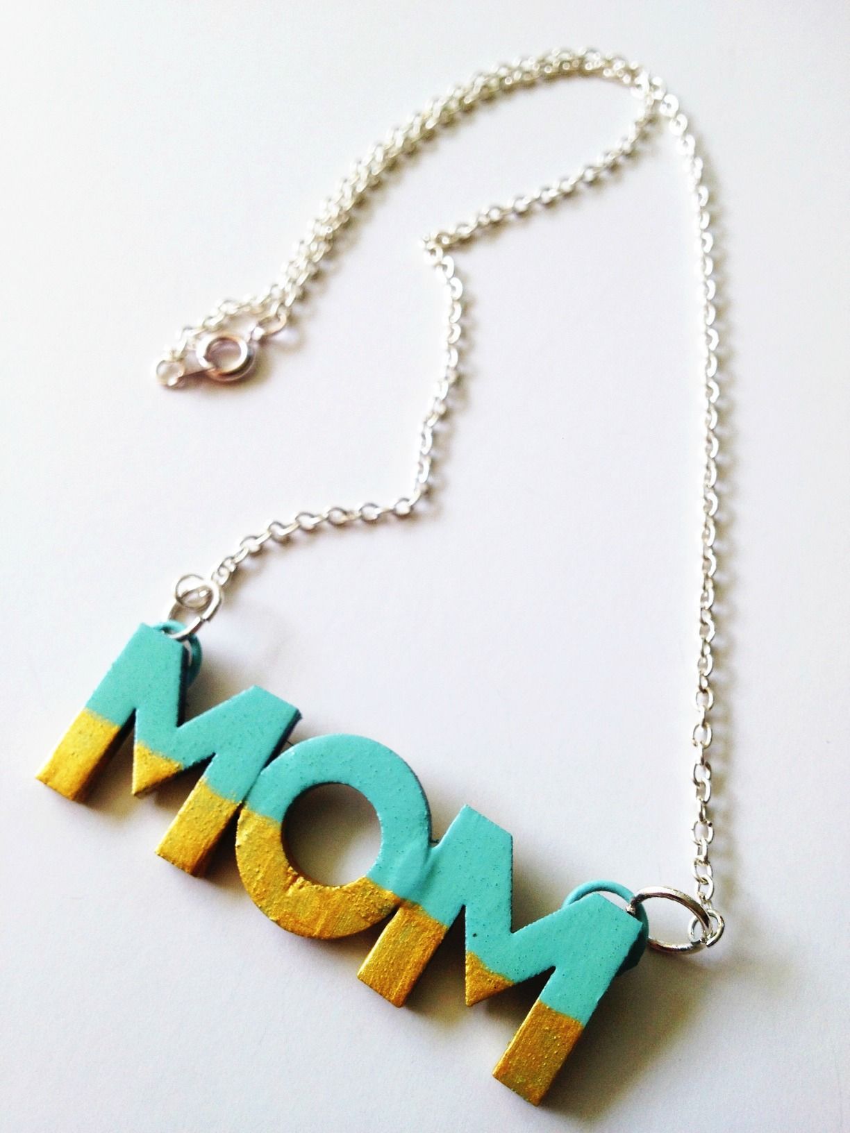 Image result for DIY mother's day handmade jewelry