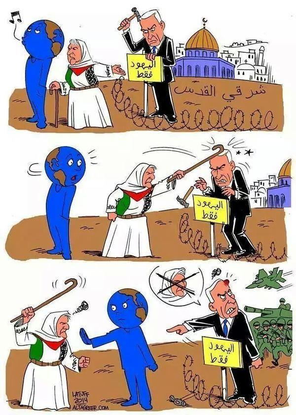 Isreal terrorizing occupation
