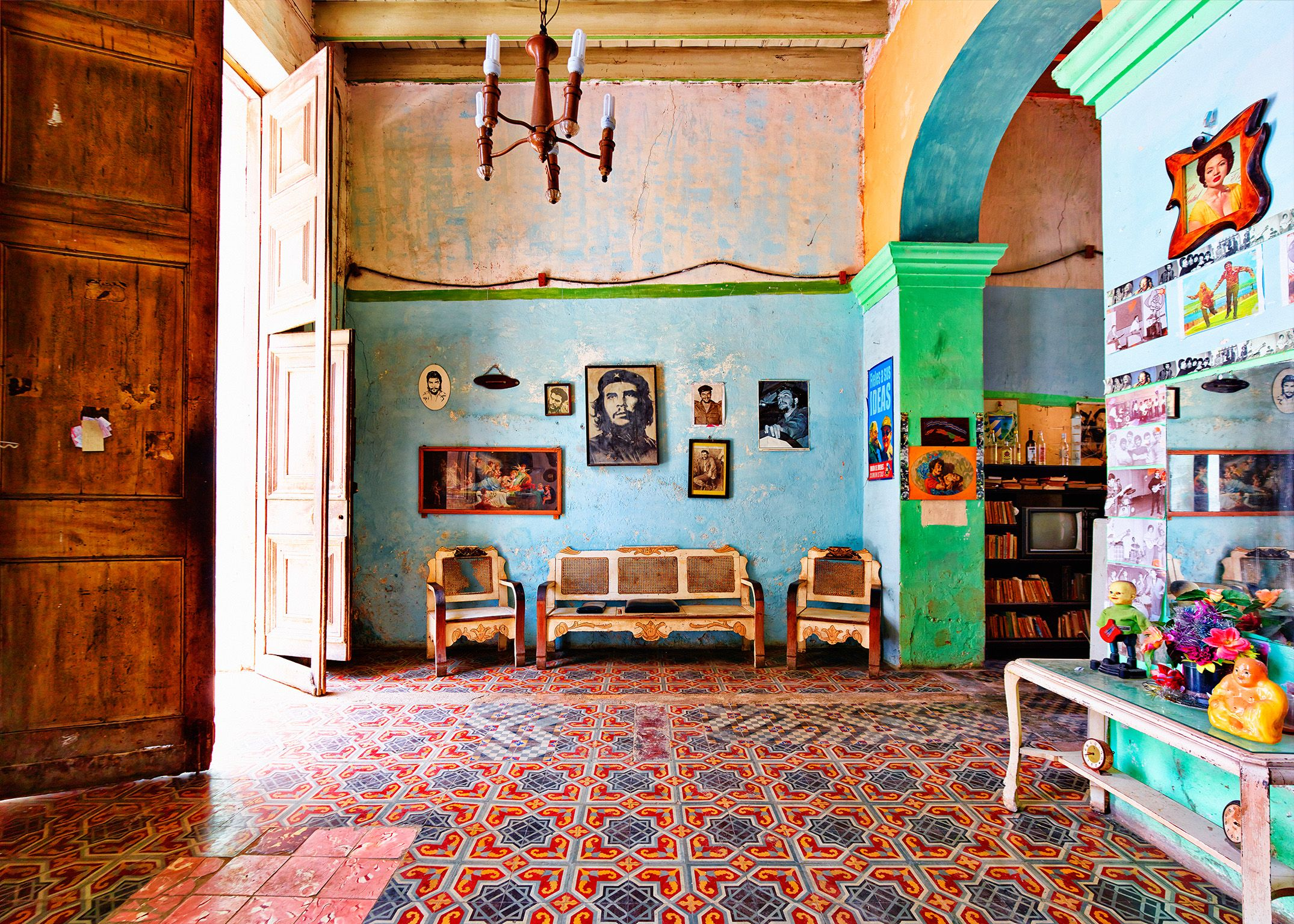 Werner Pawloks Cuba is curiously melancholy Though his interiors