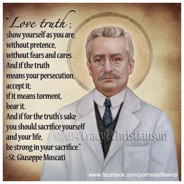 St Giuseppe Moscati Was The First Modern Physician To Be