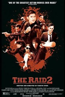 The Raid 2 movie ticket contest - win tickets to see it at