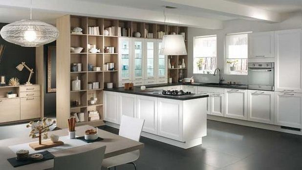 Magnificent Kitchen Designs By Mobalpa