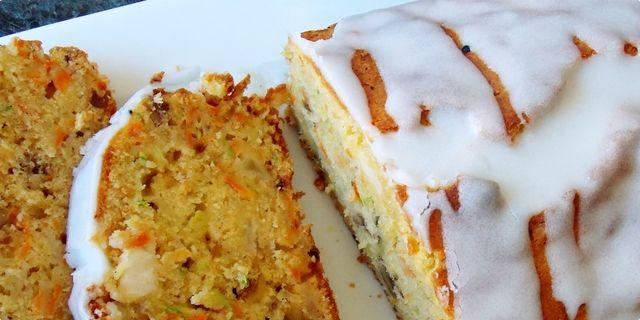 Aromatični kolač od šargarepe ...