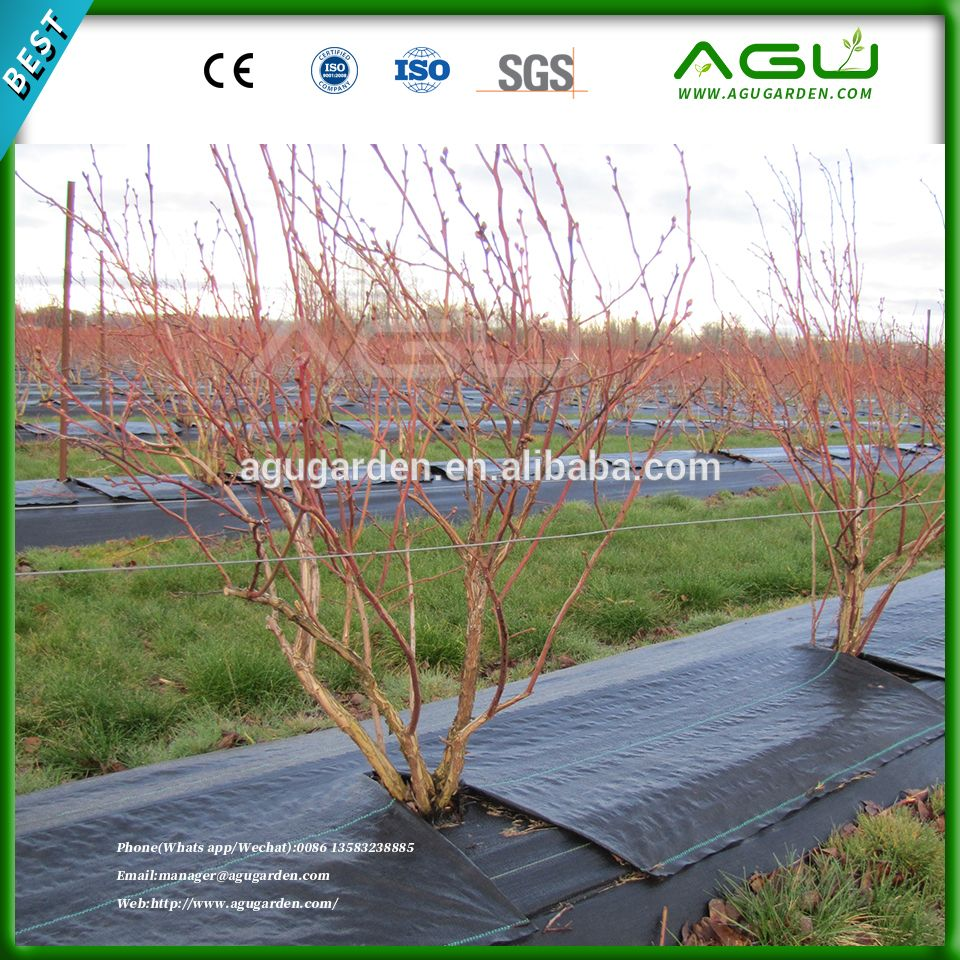 7oz 100 Raw Material With Landscape Fabric Ground Cover With
