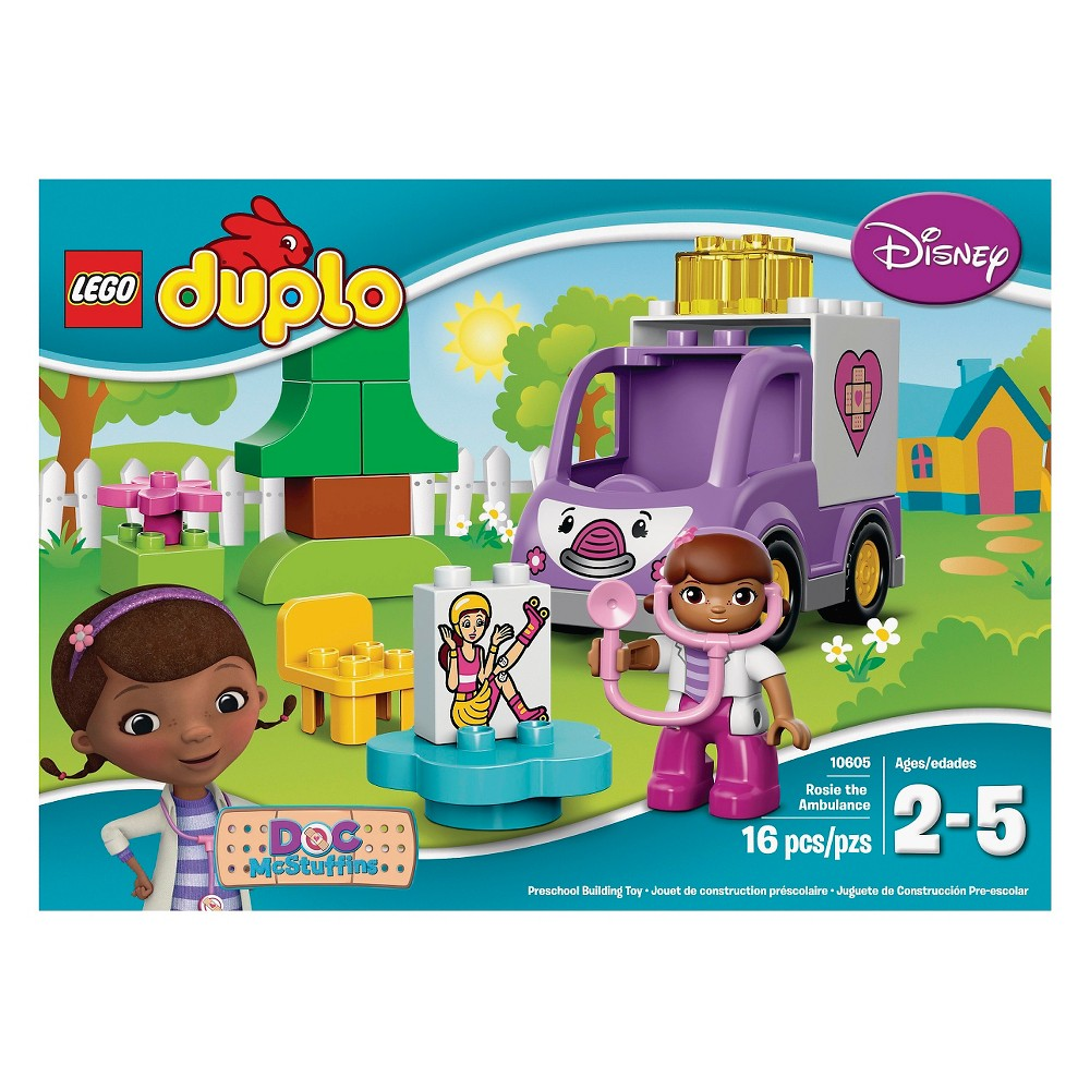 Lego Duplo Doc Mcstuffins Rosie 10605 Products Pinterest Toys
