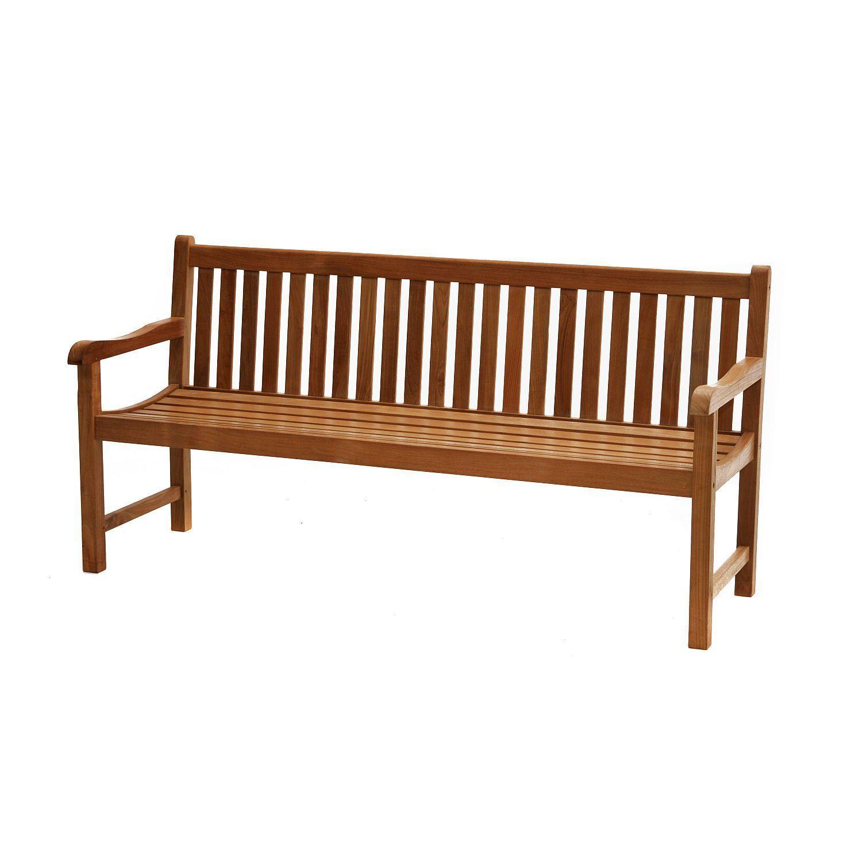 Gartenbank Coventry Teak Massiv Ploss Gartenbank Holz