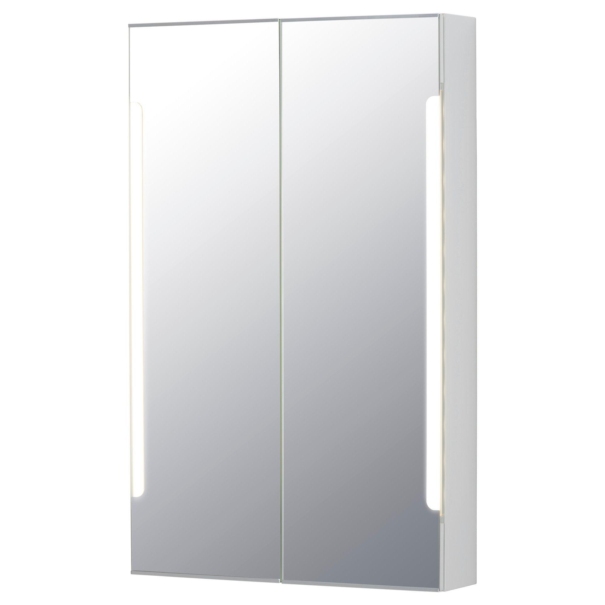 storjorm spiegelschrank m 2 t ren int bel wei einrichtung pinterest spiegelschrank. Black Bedroom Furniture Sets. Home Design Ideas