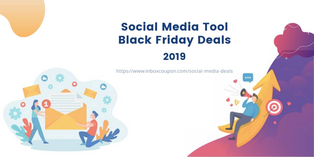 22 Best Social Media Tool Black Friday Deals 2019 And Cyber Monday Offers Cyber Monday Offers Social Media Tool Social Media