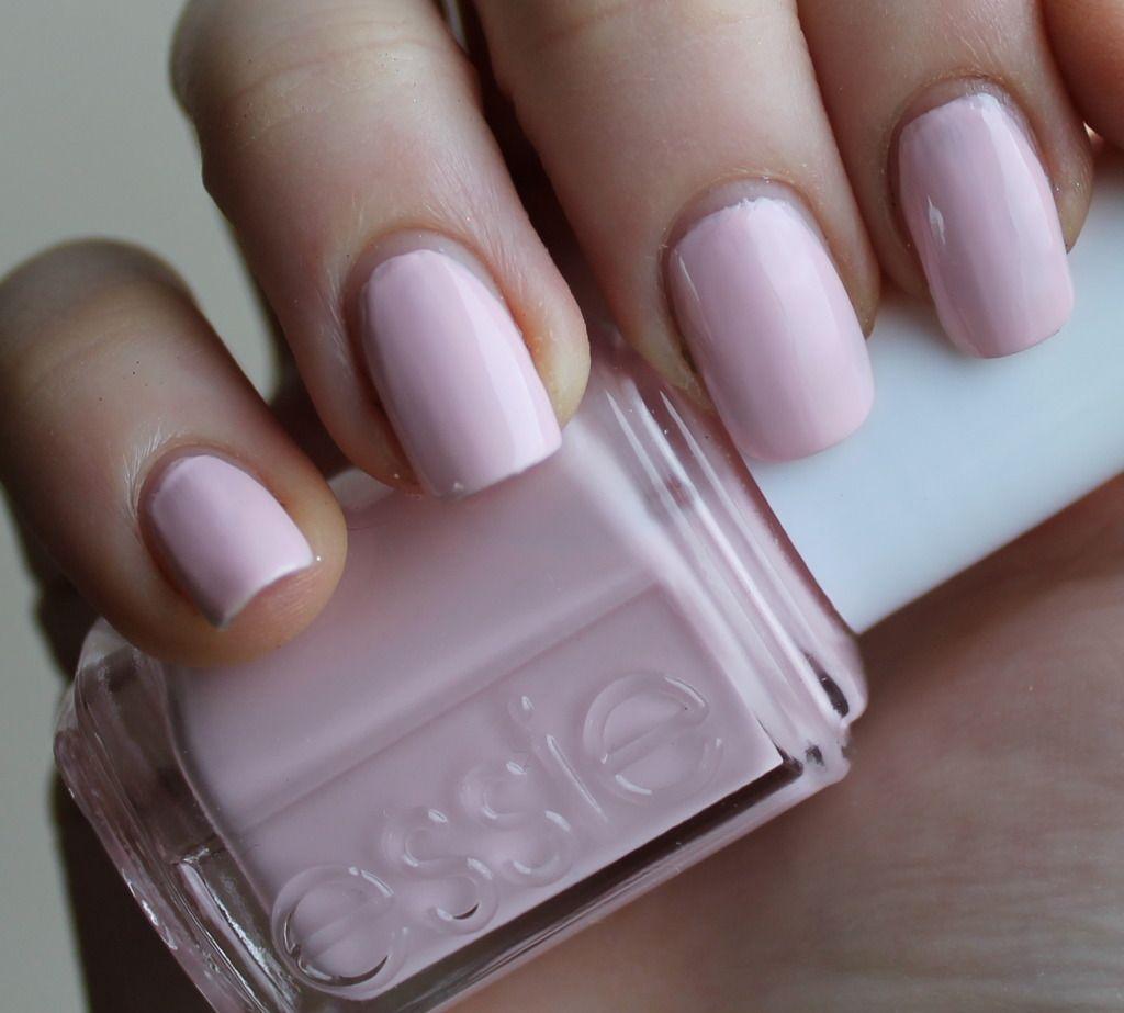 Essie - Ballet Slippers   essie nail polish!!!1   Pinterest   Belleza