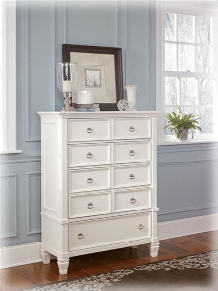 Ashley Furniture Pice Chest Bedroom Of Drawers