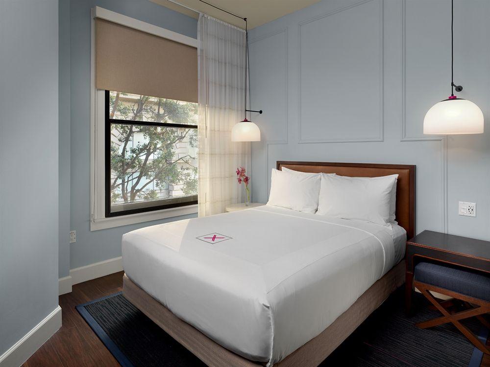 Axiom Hotel San Francisco Hotel Hotel Bedroom Interior