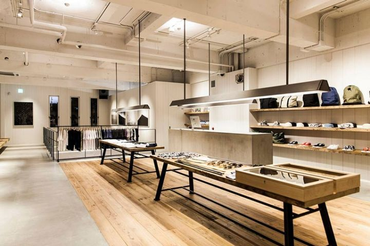 Saturdays Surf NYC Store Osaka Japan Retail Design Blog