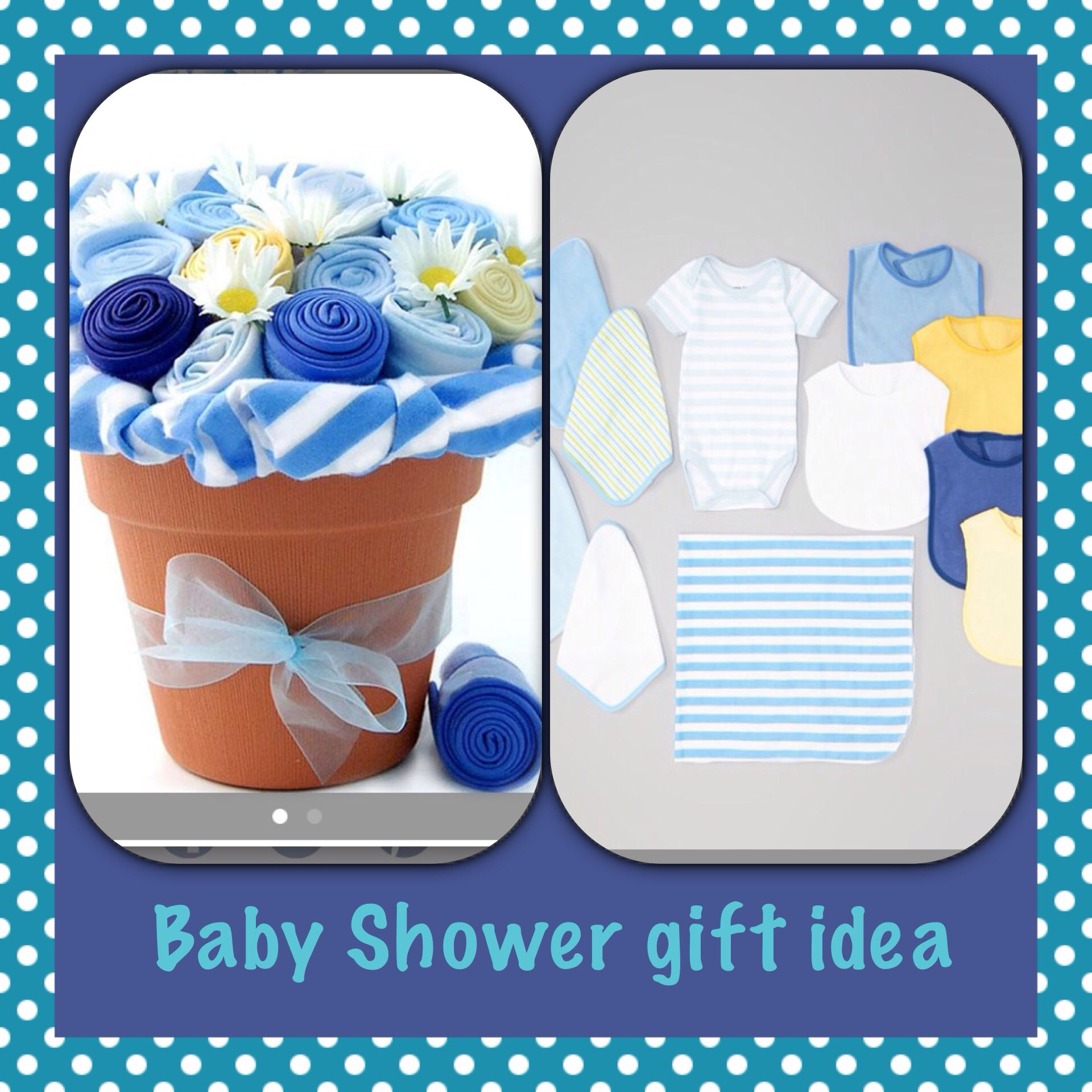 Good Baby Shower Gift: Great Baby Boy Shower Gift Idea