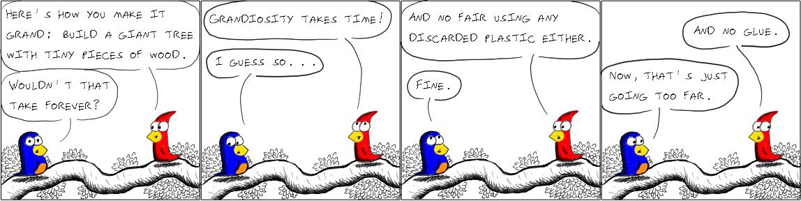 bird-comic-strip-character-velma-strips-nude