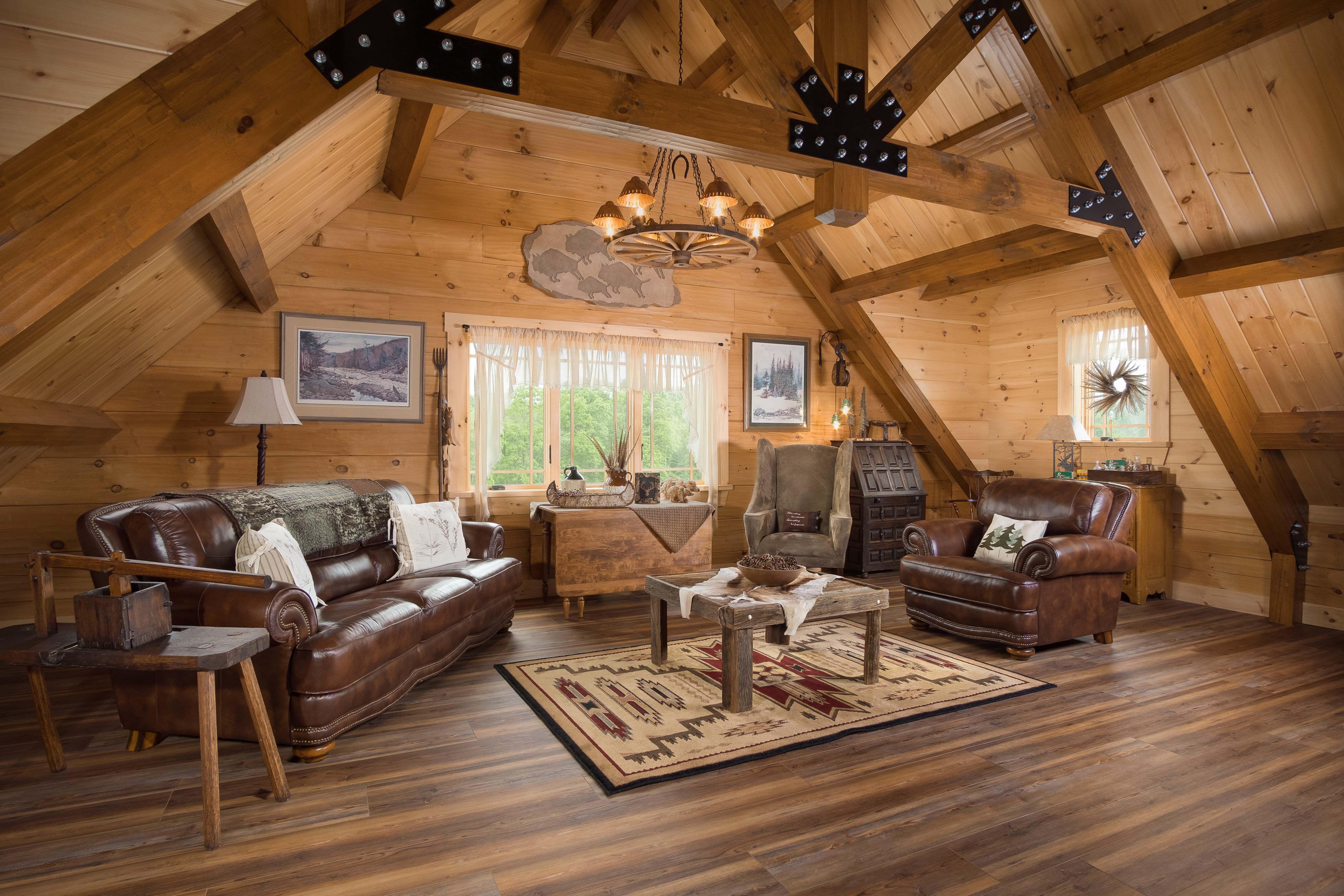 Pin on Log Homes