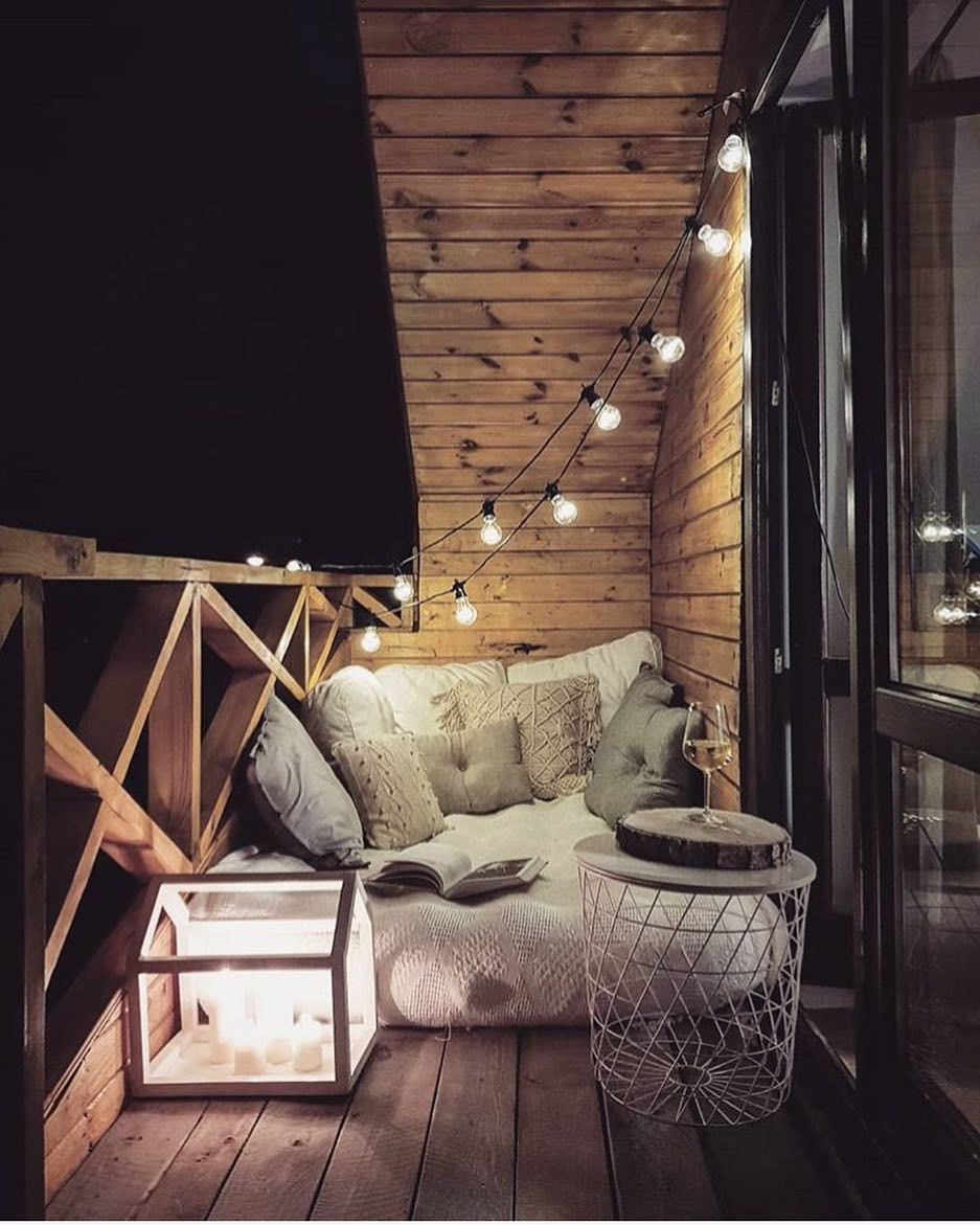 So perfect ✨✨ #smallbalconyfurniture