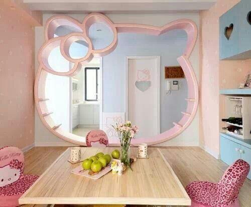 Por fin quedo mi sala lugares y espacios favoritos for Dormitorio kawaii