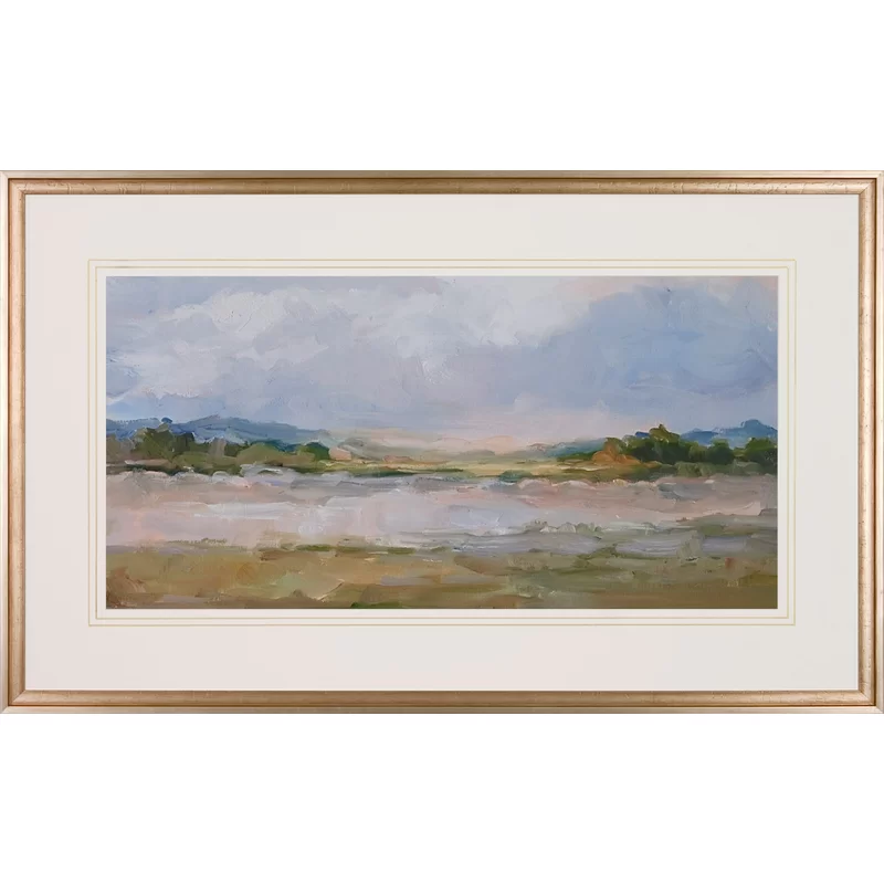 May Skies By Ethan Harper Picture Frame Painting Print On Paper Framed Art Prints Painting Prints Framed Art