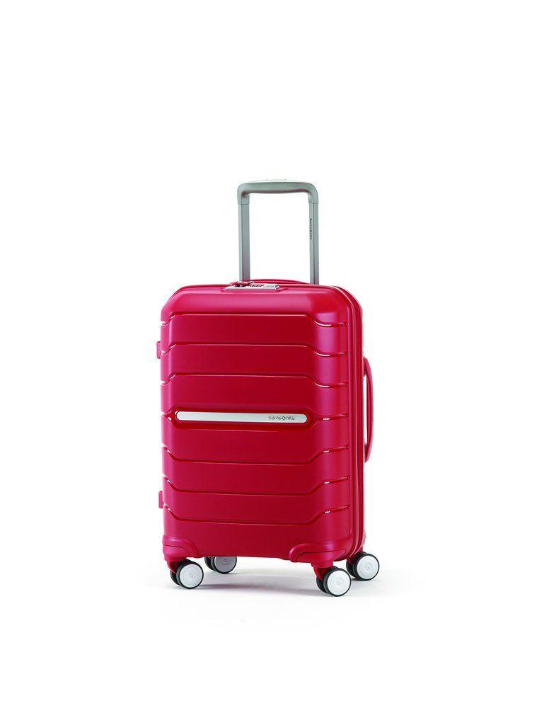 Samsonite Freeform Hardside Carry On Spinner Luggage Samsonite Luggage Easy Packing
