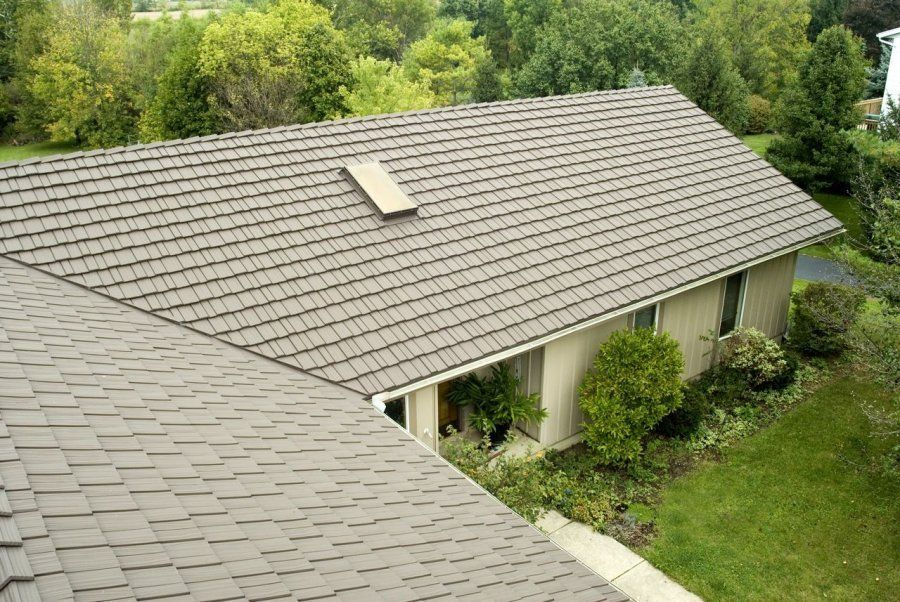 Best Classic Aluminum Metal Roofing In Buckskin Country Manner 400 x 300