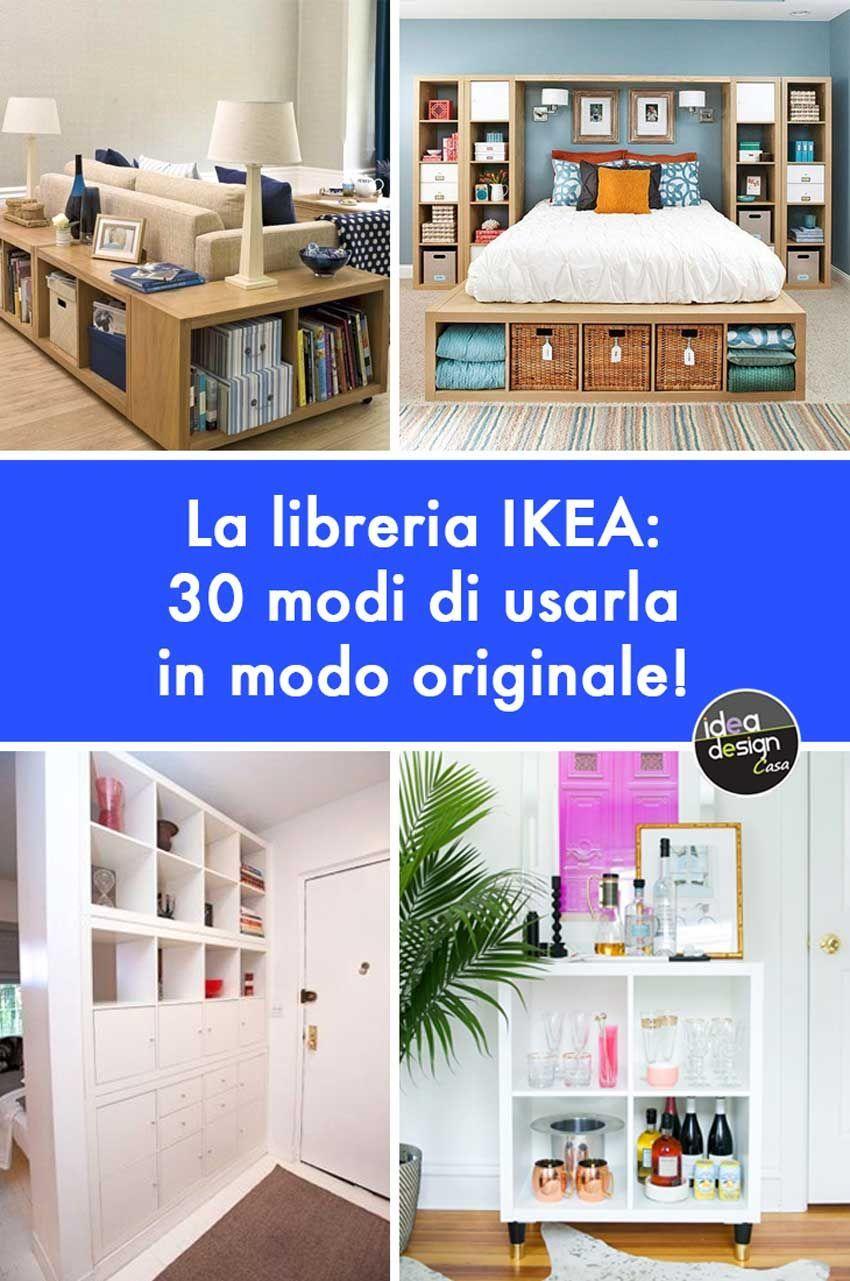 Good No Cost Libreria IKEA Ecco 30 modi di utilizzarla in