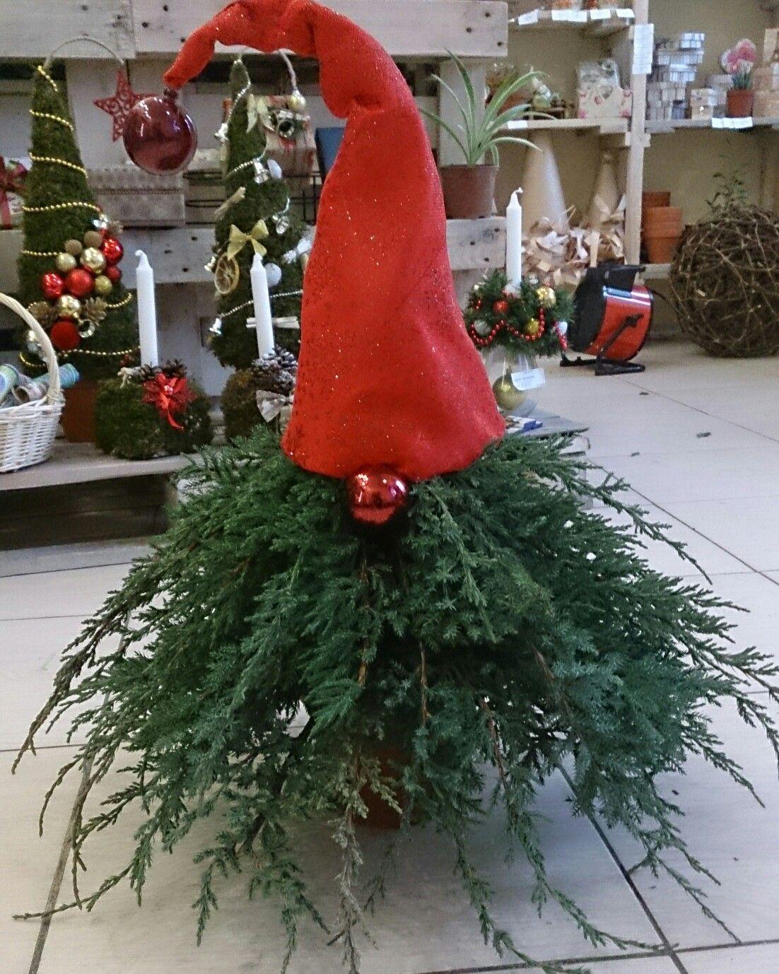 Wichtel #weihnachtsdekohauseingang