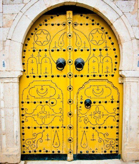 Tunisia ~ Beautiful Doors