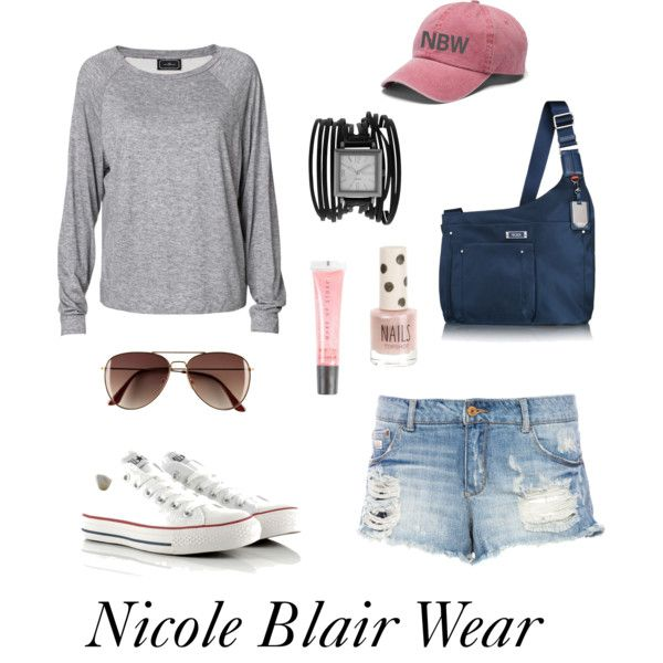 """""""What To Wear: First Date (Baseball Game)"""" by nicoleblairwear on Polyvore"""