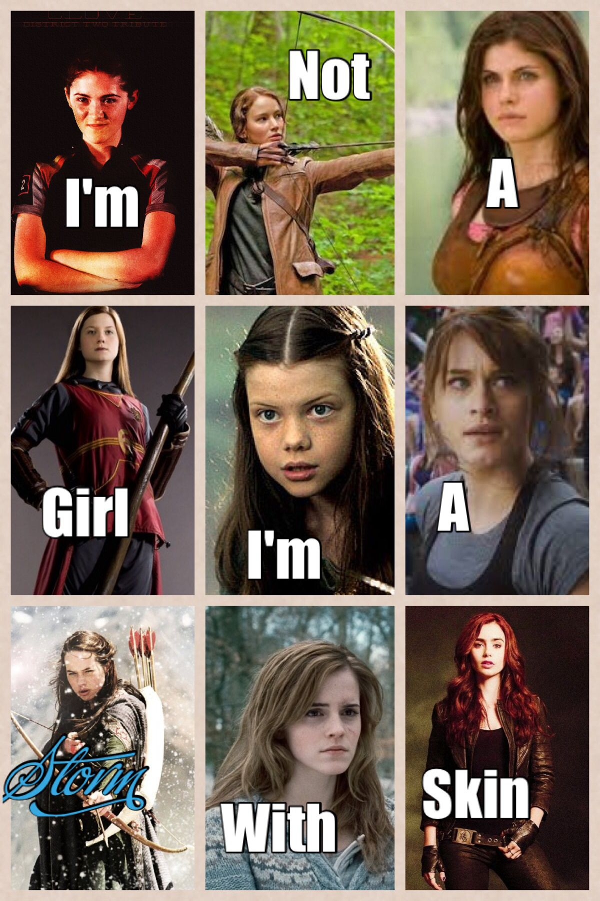 Girl Power Screw Guys