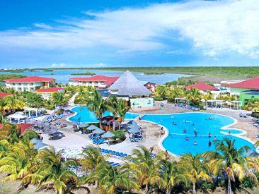 Cayo Coco Cuba Memories Caribe Beach Resort My Dream Places Pinterest And Resorts