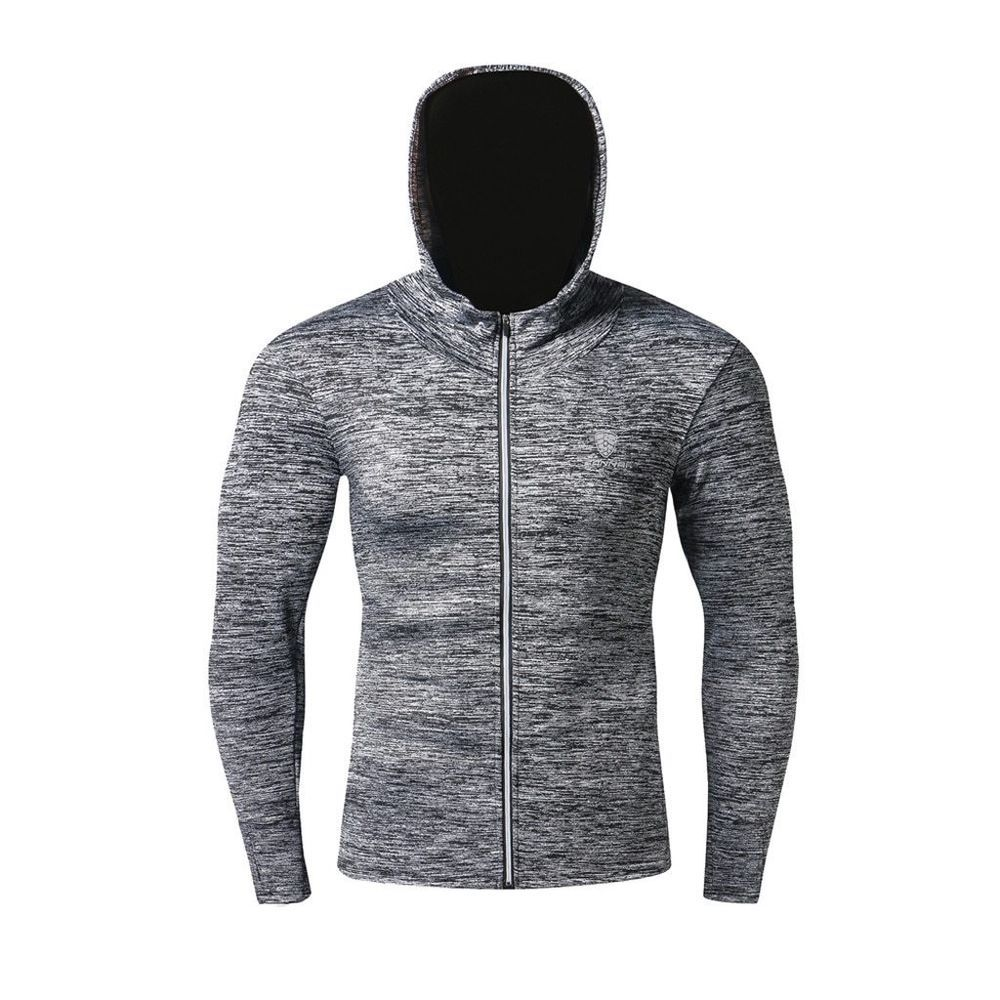 New Men's Running Jacket Outdoor sportswear Gym Training