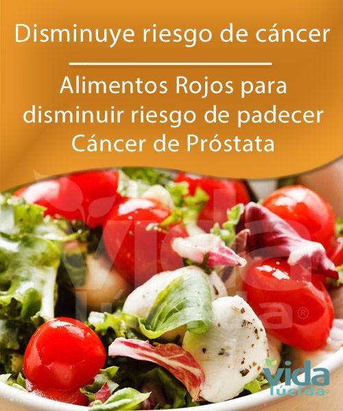 prostata sana alimentos