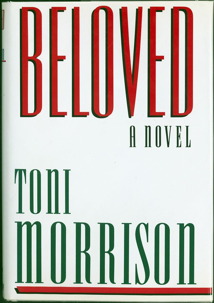 Toni morrison won the 1988 pulitzer prize for fiction for her post toni morrison won the 1988 pulitzer prize for fiction for her post civil war novel based on the true story of an escaped slave and the tragic conse fandeluxe Images