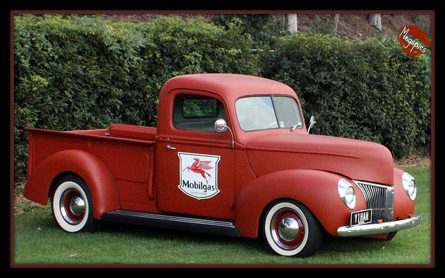 1940 ford truck | 1940 Ford Pick Up Truck. | Flickr - Photo Sharing!
