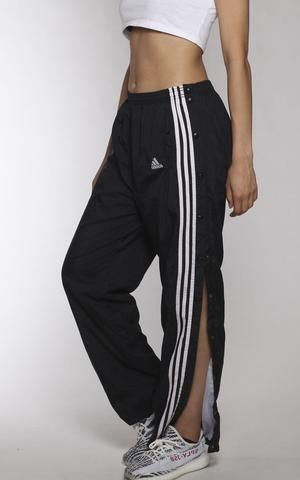 268790b2a Vintage Adidas Tearaway Wind Pants | M in 2019 | Outfits, Fashion ...