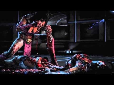 Mileena Tasty Treat Fatality Mortal Kombat Mortal Kombat X