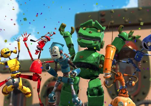 The 100 Greatest Movie Robots Of All Time Blue Sky Studios Childhood Movies Beloved Movie