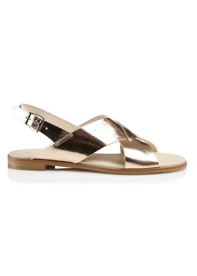 Sandales plates en cuirLoreak Mendian vcNn8GfQ