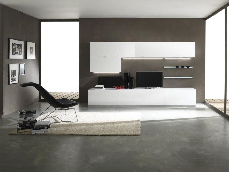 Arredamento zona giorno in stile moderno dane mobili it moderno pinterest - Mobili stile moderno ...