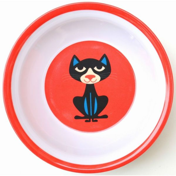 #Bowl #Melamine Deze schattige Ingela poes bowl melamine is ontworpen door de Zweedse ontwerpster Ingela P Arhennius. From www.kidsdinge.com                 https://www.instagram.com/kidsdinge/    https://www.facebook.com/kidsdinge/    #Kids #Toys #Speelgoed #kidsroom #onlinestore #Brasschaat #Belgium #kidsdinge