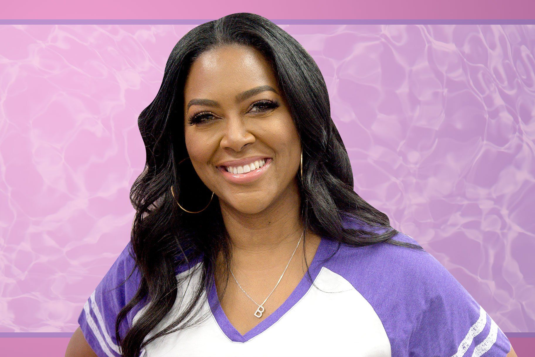Kenya Moore Is Announcing Her Partnership With Sally
