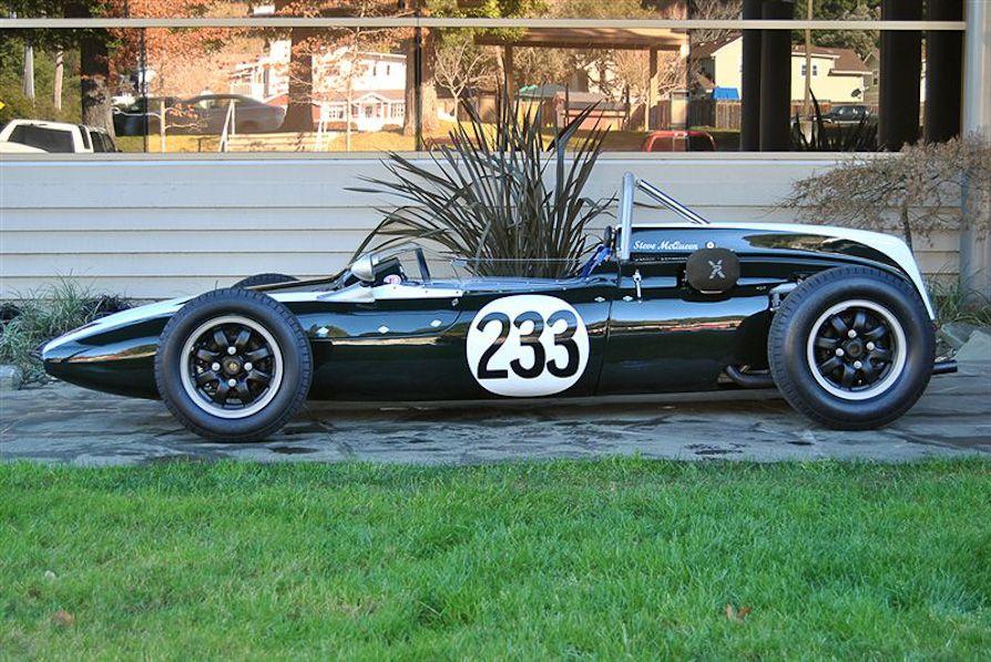 1961 Cooper T56 Mark II - Steve-McQueen- Formula-Junior ——   Cars ...