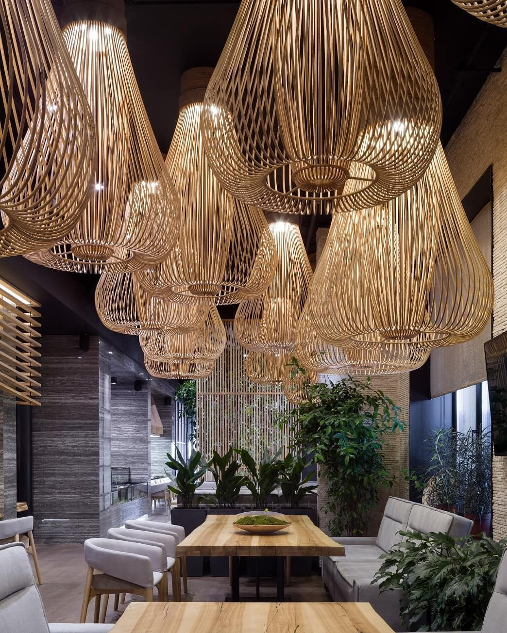 Restaurant Beleuchtung New] The 10 Best Home Decor Today (with Pictures) #homedecor | Japanisches Restaurant Interieur, Restaurant Interieur, Restaurant Deko