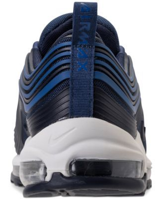 Nike Men's Air Max 97 Ultra 2017 Premium Casual Sneakers