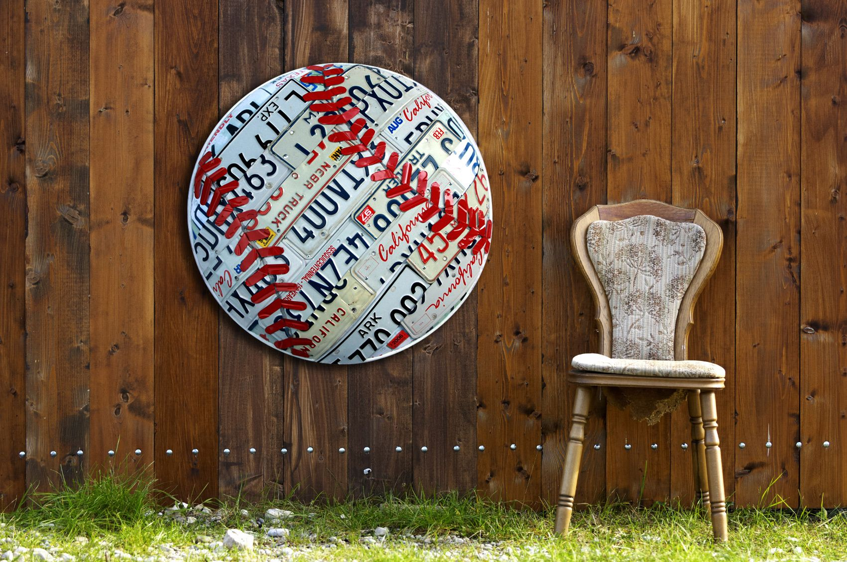 If I had a boyfriend that played baseball id make this for him ! (: