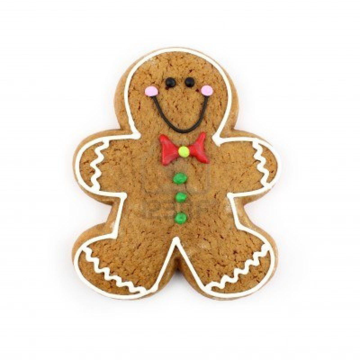 Hombre De Jengibre Coffee Flavor Gingerbread Gingerbread Man Cookies