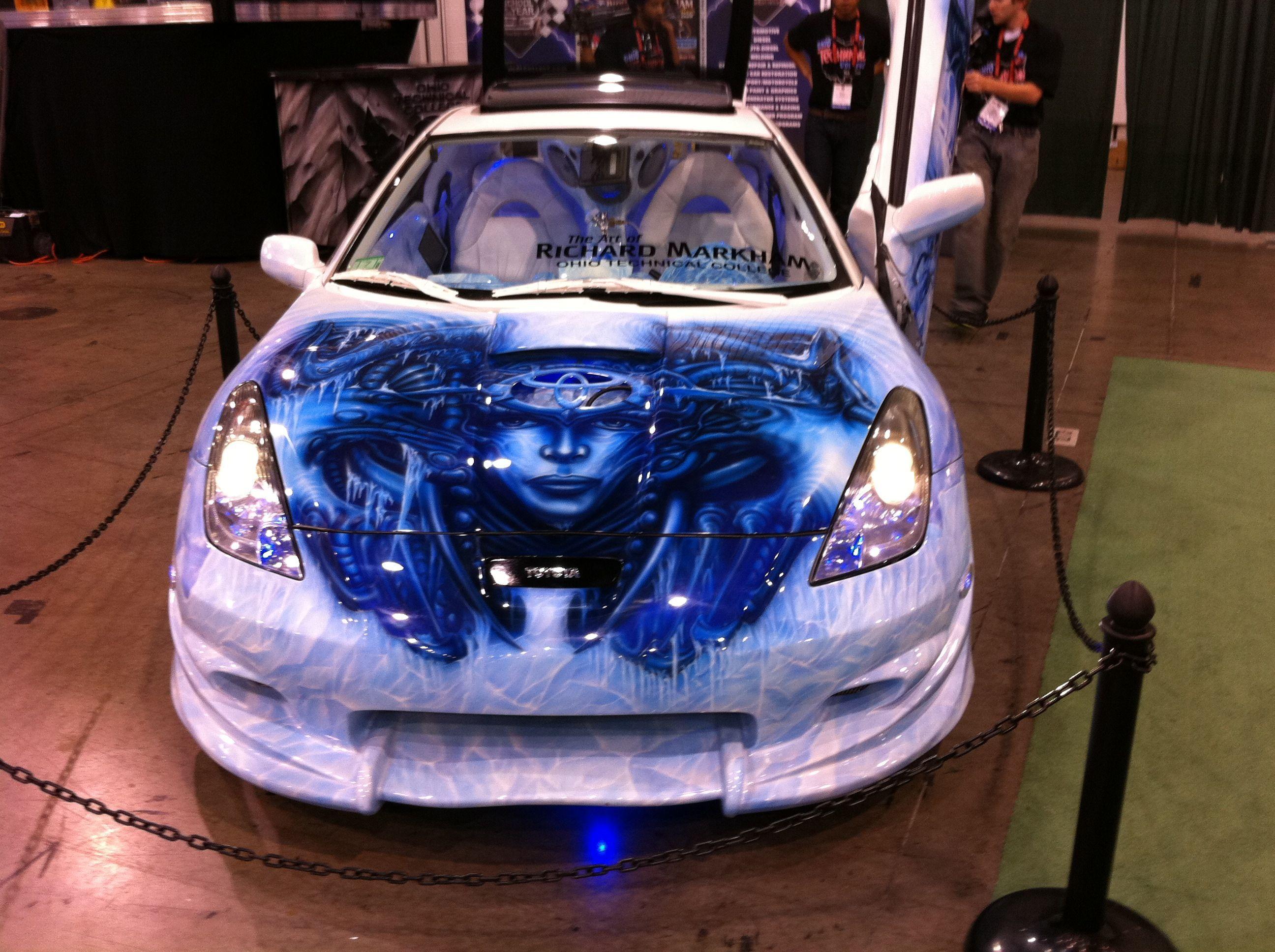 Extraordinary Awesome Airbrush Art - Myhomeimprovement