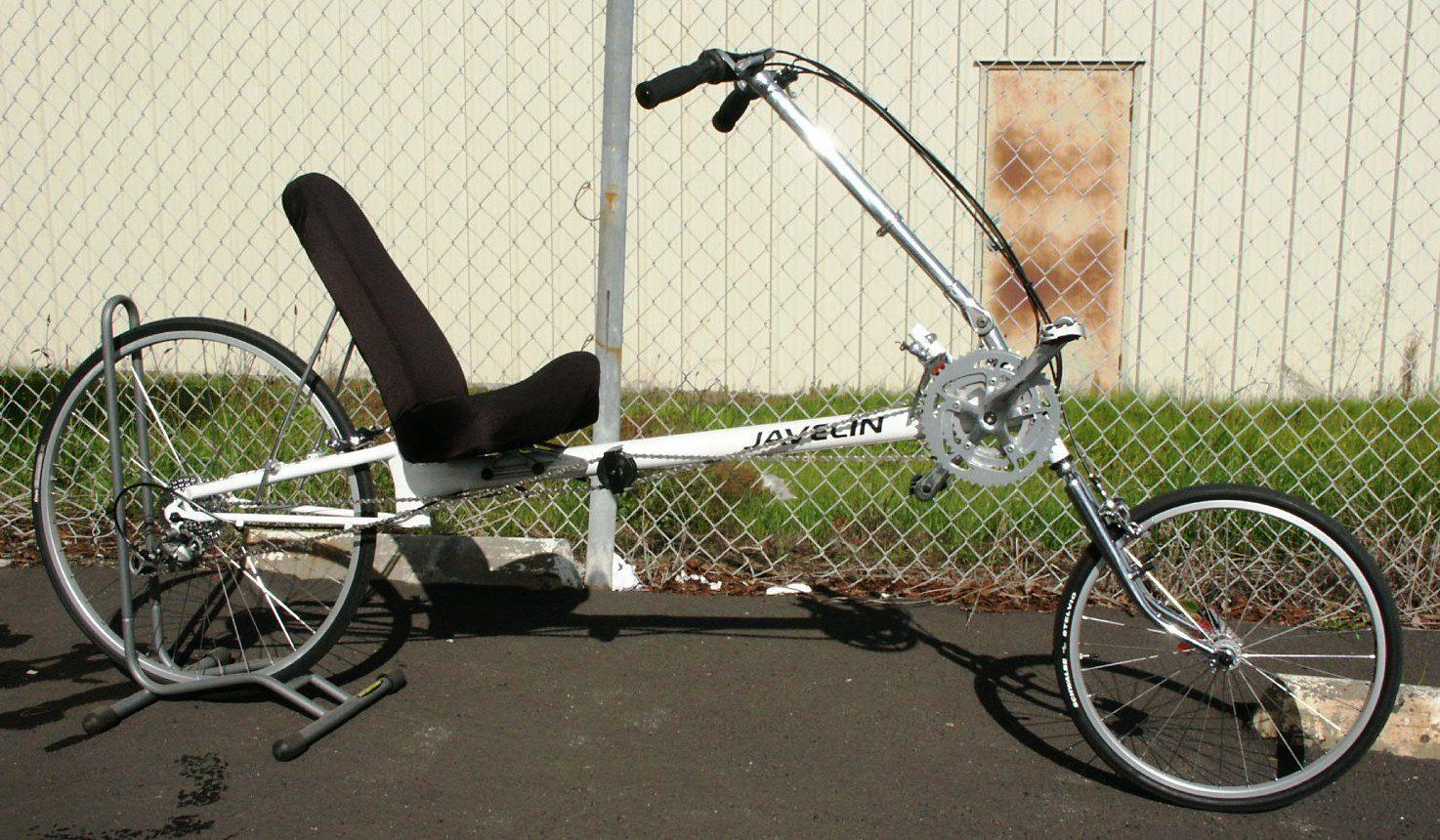 Easy Racers Javelin Model Recumbent Bicycle Javelin Bicycle