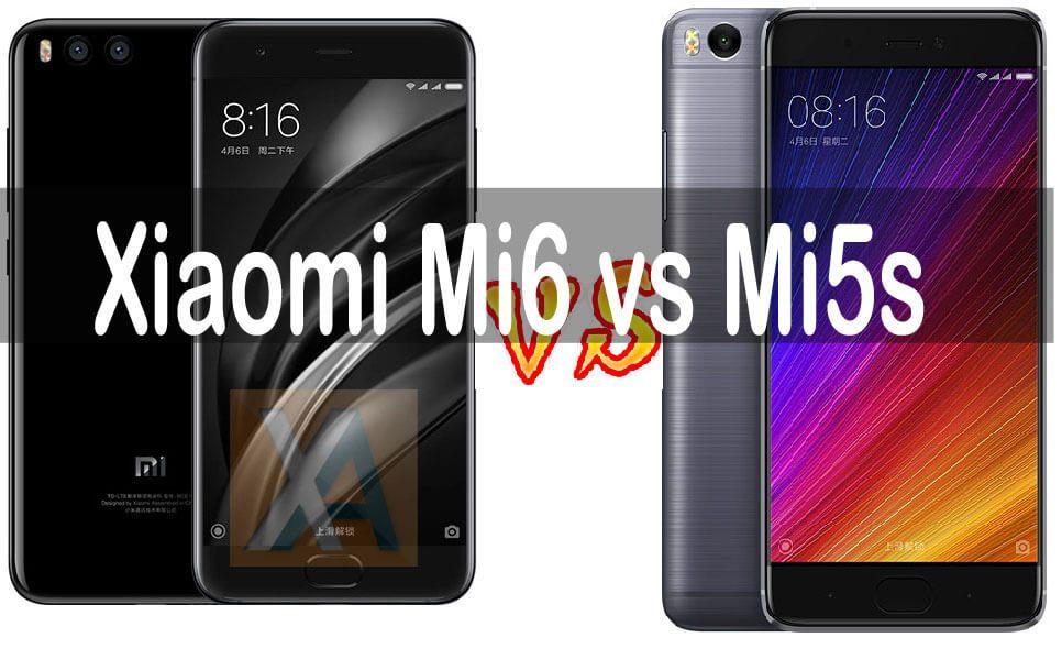 Xiaomi Mi6 vs Mi5s What's Different? Xiaomi, Phone, Us